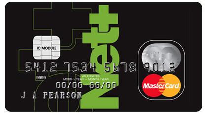 Net+ MasterCard kartica